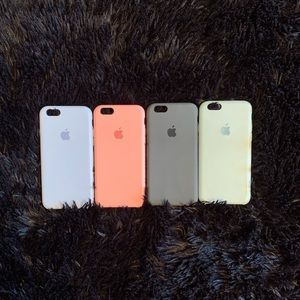 iPhone 6/6S Set of 4 Cases